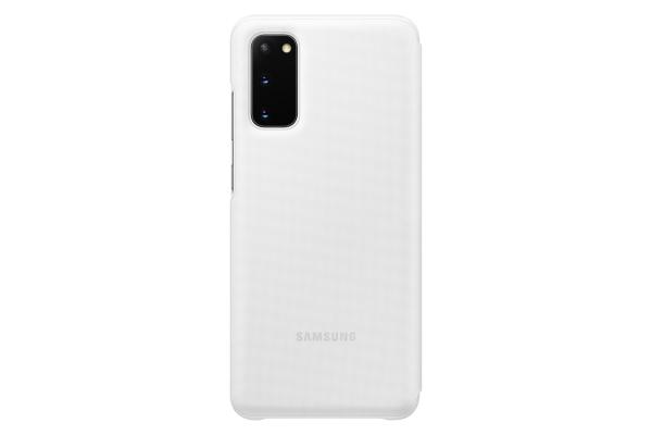 Samsung Galaxy S20 / Samsung / LED View Cover – Vit