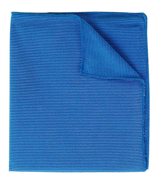 3M Bag of 5 Blue Scotch-Brite 2010 Cloths for Dust Removal, General Cleaning Use