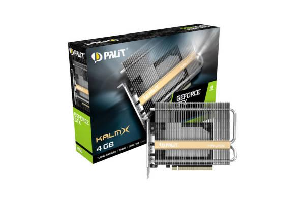 Palit GeForce GTX1650 KalmX 4GB
