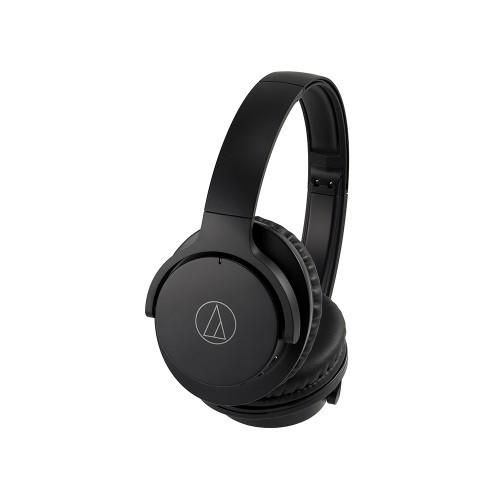 Audio-Technica ATH-ANC500BTBK Brusreducerande hörlurar - Svart
