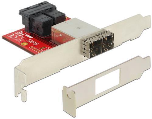 DeLOCK Mini SAS HD SF 8643 adapter