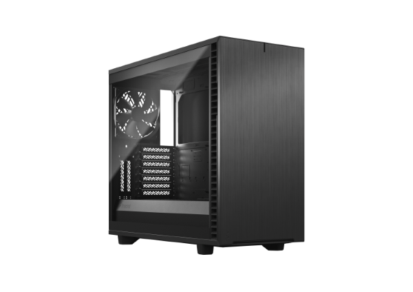 Fractal Design  Define 7 TG / Light Tint - Grå