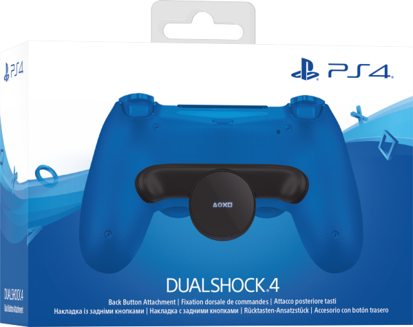 DualShock 4 Back Button Attachment (Fyndvara - Klass 1)