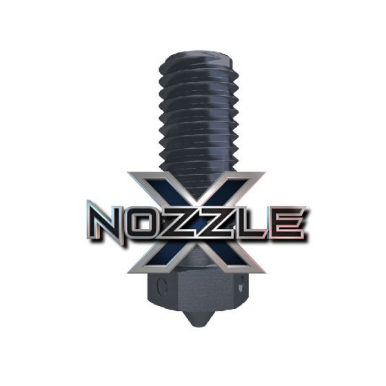 Nozzle X - Volcano - 1.75mm - 0.60mm