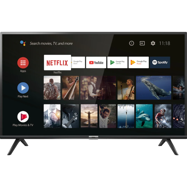 TCL 40 40ES565 – Full HD / HDR / Android TV