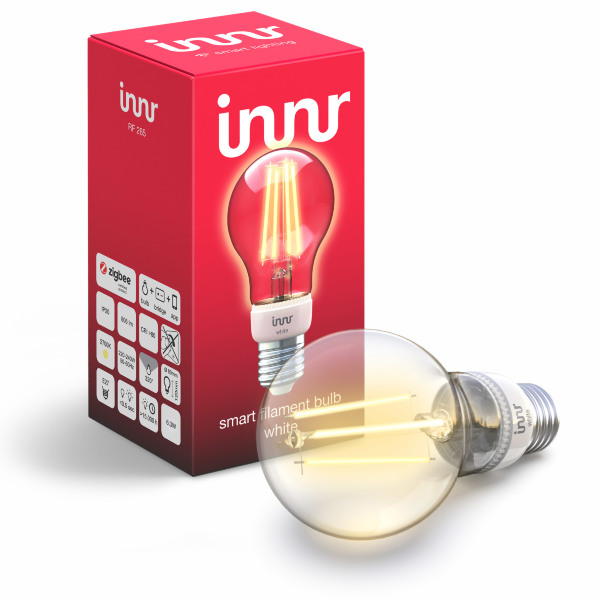 Innr - Smart Filament Bulb Vit / E27