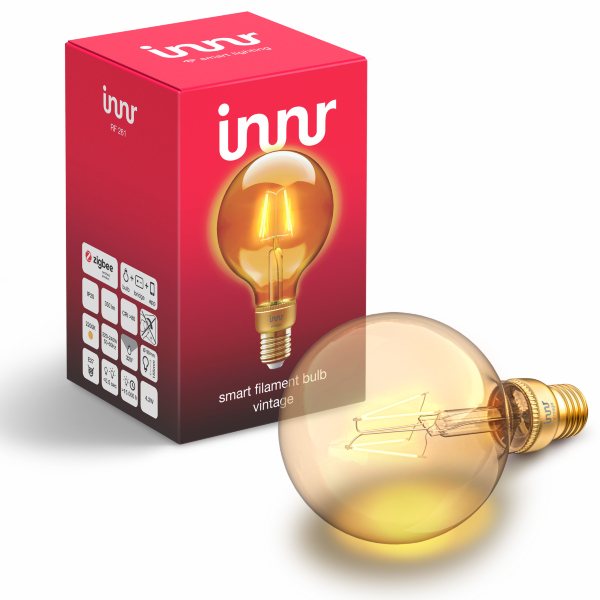 Innr - Smart Filament Globe / E27