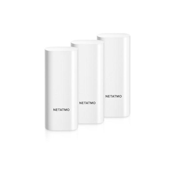 Netatmo Smarta Dörr- och Fönstersensorer 3-pack