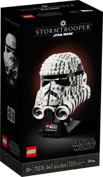 LEGO Star Wars Stoormtrooper Helmet 75276