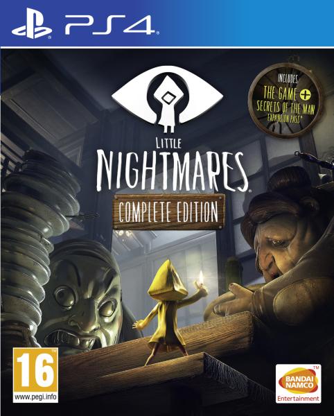 Little Nightmares: Complete Edition (Fyndvara - Kartongskada)