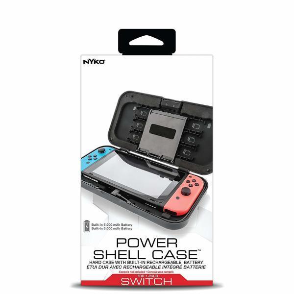 Nyko - Power Shell Case (Fyndvara - Klass 2)