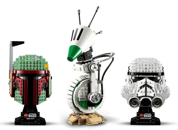 LEGO Star Wars Boba Fett + Stormtrooper + D-0 (3 pack)
