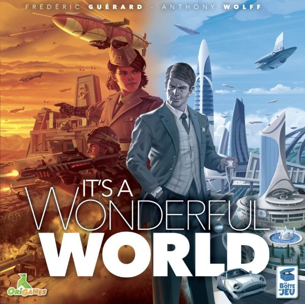 It's A Wonderful World (Nordic+EN)
