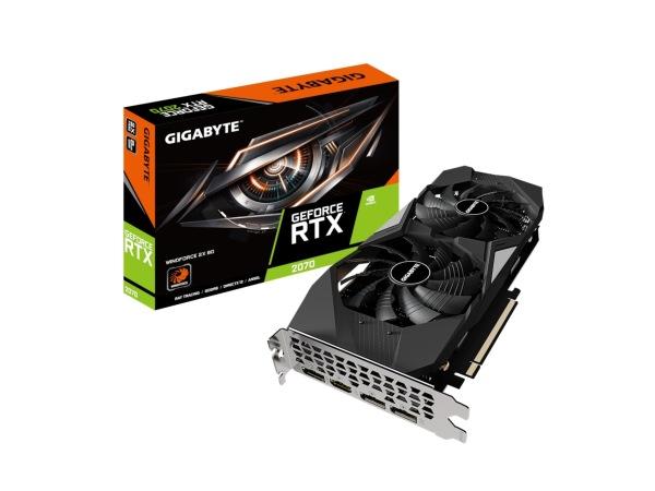 Gigabyte GeForce RTX 2070 WF 2X 8GB (GV-N2070WF2-8GD)