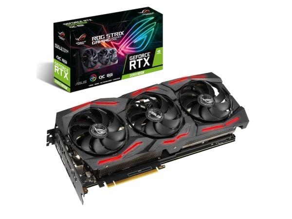 ASUS ROG Strix GeForce RTX 2060 EVO 6GB OC Gaming