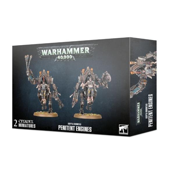 Warhammer Adepta Sororitas Penitent Engines
