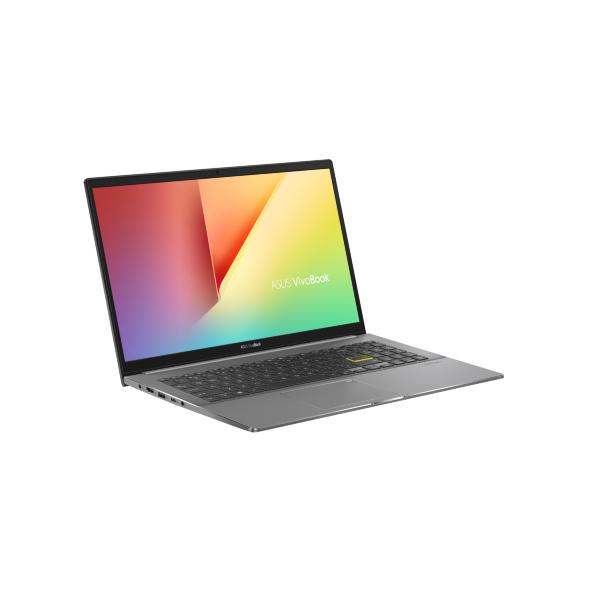 ASUS Vivobook S 15 M533IA-BQ023T / 15.6 / FHD / R7-4700U / 16GB / 512GB / AMD Radeon / Win 10