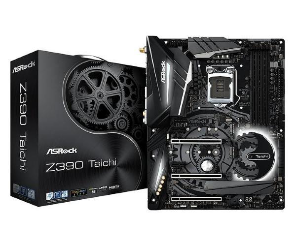 ASRock Z390 Taichi ATX