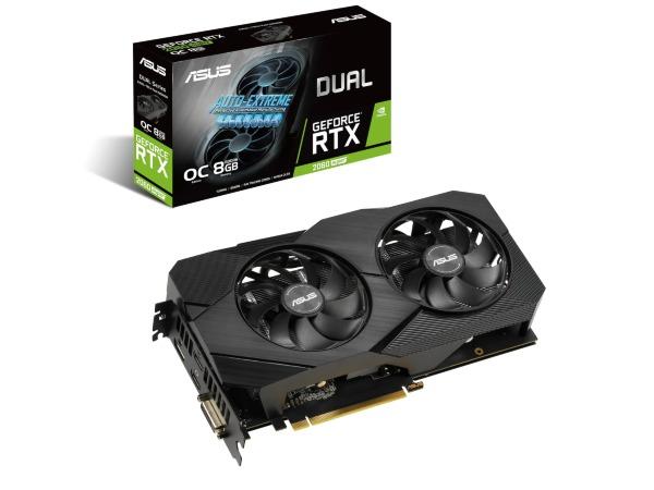 ASUS GeForce RTX 2060 Super Dual OC EVO V2 8GB