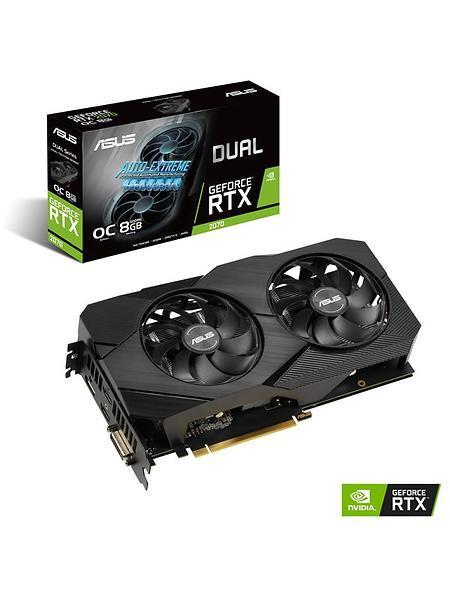ASUS GeForce RTX 2070 8GB Dual EVO OC v2