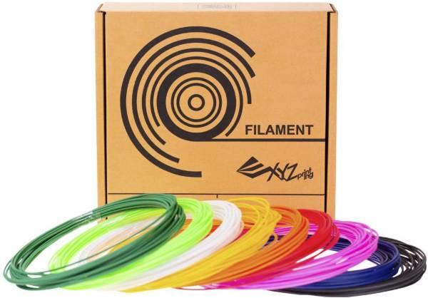 XYZPrinting 3D-Pen PCL Lågtemp Filament 72g - 9 x8 meter