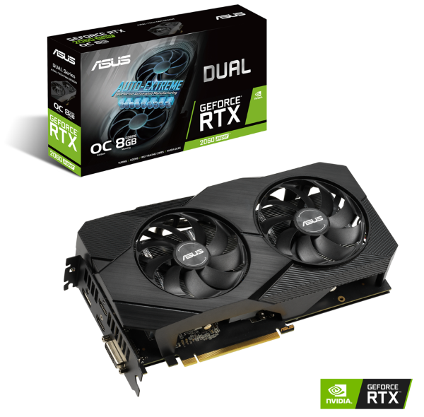 ASUS Geforce RTX 2060 SUPER 8GB Advanced Evo V2