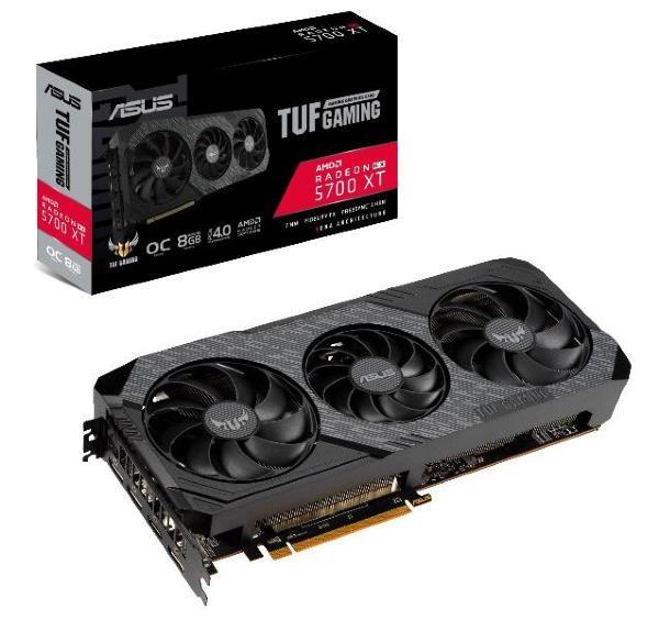 ASUS TUF Radeon RX 5700 XT OC 8GB EVO Gaming
