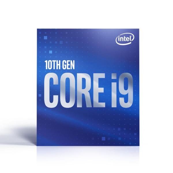 Intel Core i9-10900 – 10 kärnor / 20 trådar / 28 GHz / 52 GHz Turbo / 20MB / Socket 1200