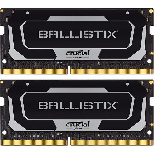 Crucial Ballistix 16GB (2x8GB) / 3200MHz / DDR4 / CL16 / BL2K8G32C16S4B