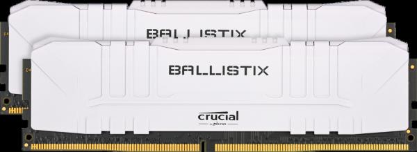 Crucial Ballistix 16GB (2x8GB) / 3200MHz / DDR4 / CL16 / Vit