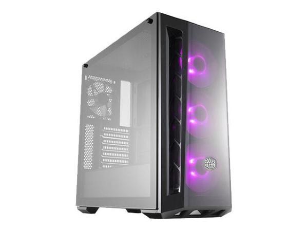 Cooler Master Box MB520 / Tempered Glass / ARGB