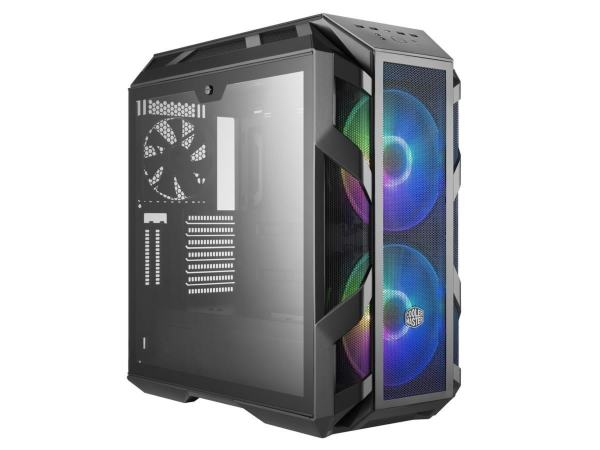 Cooler Master Case H500M / Tempered Glass / ARGB