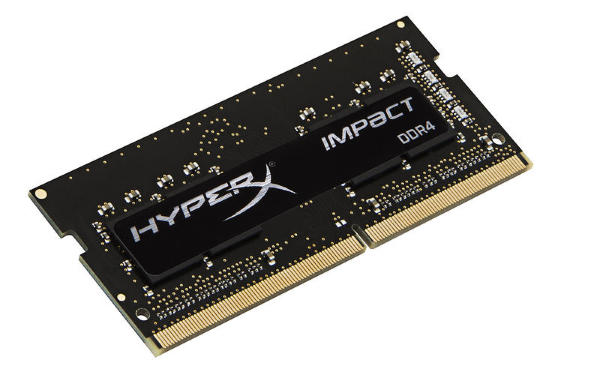 HyperX Impact 8GB / SO-DIMM DDR4 / 2400MHz / CL14