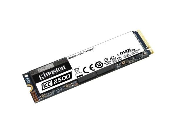 Kingston KC2500 M.2 500GB