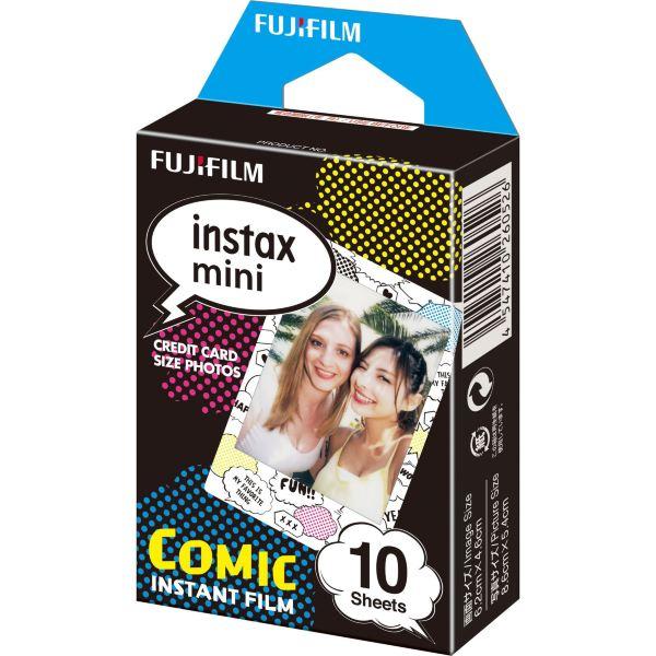 Fujifilm Instax Mini Film Comic Frame 10pcs