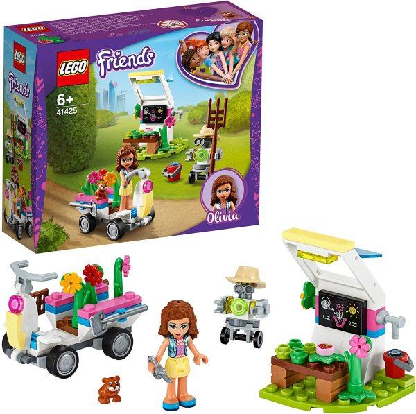 LEGO Friends Olivias blomsterträdgård 41425