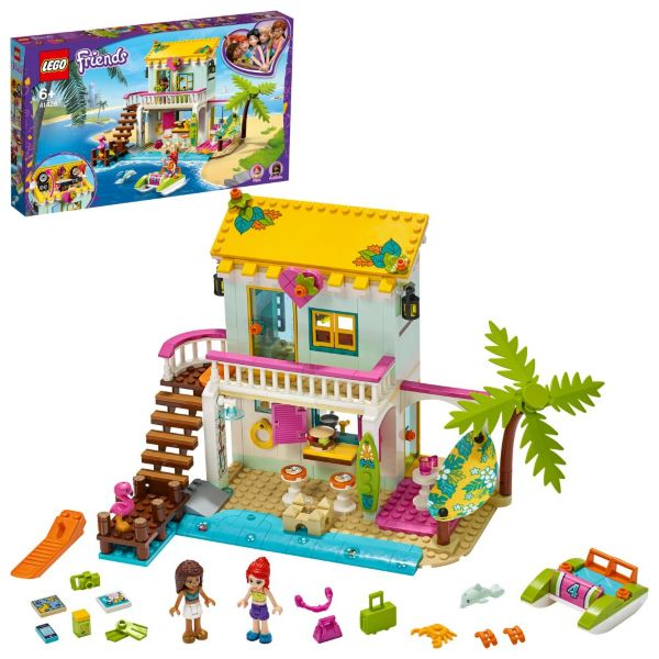 LEGO Friends Strandhus 41428