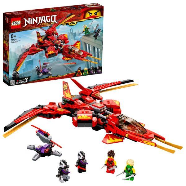 LEGO Ninjago Kais jaktplan 71704