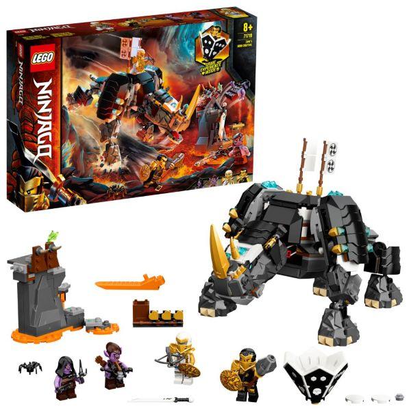 LEGO Ninjago Zanes minovarelse 71719