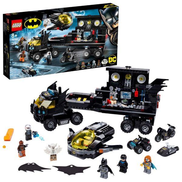 LEGO Super Heroes Mobil Bat-bas 76160