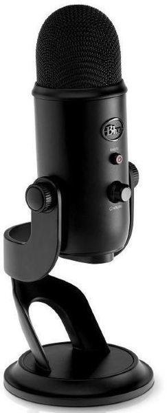 Blue Microphones Yeti USB - Blackout Edition (Fyndvara - Klass 1)