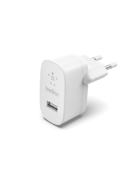 Belkin – USB-A Väggladdare 12W – Vit