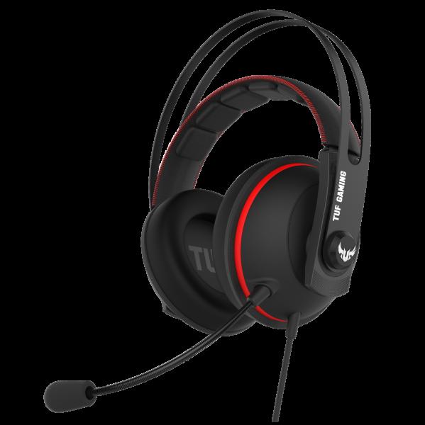 TUF Gaming H7 – Röd