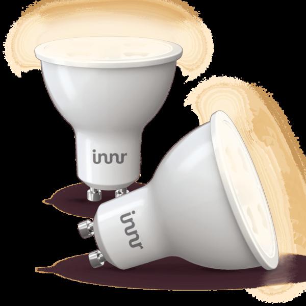 Innr - Smart Retrofit Spot / GU10 / 2-pack