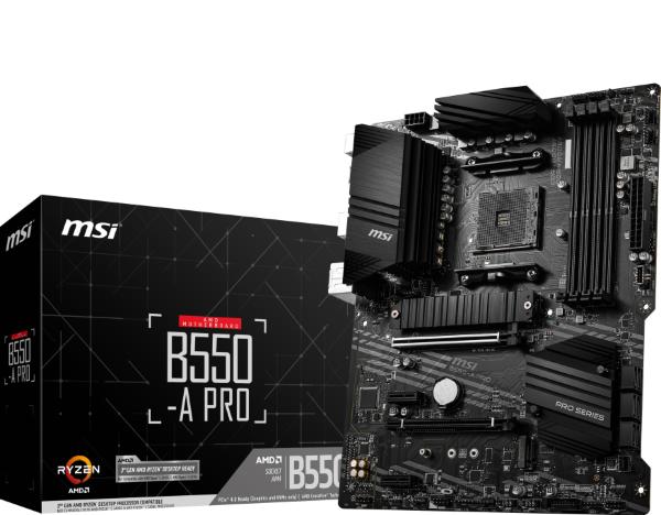 MSI B550-A PRO