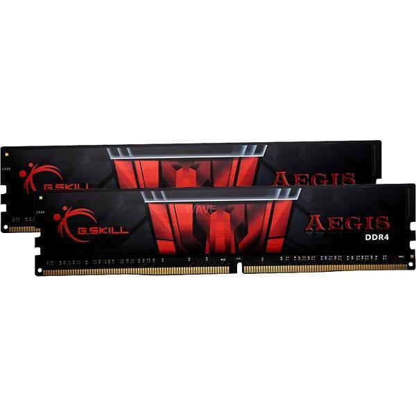 G.Skill Aegis 16GB (2x8GB) / 3000MHz / DDR4 / F4-3000C16D-16GISB