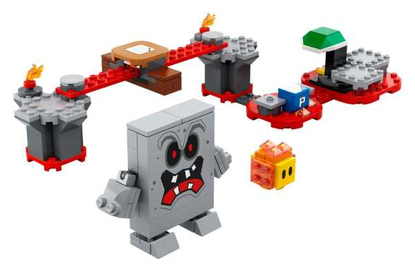 LEGO Super Mario Whomp's lavabekymmer – Expansionsset 71364