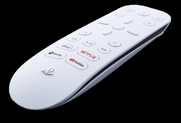 Playstation 5 – Media Remote