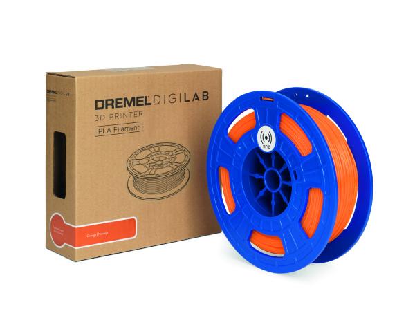 Dremel - PLA - 1.75mm - 750g - Orange