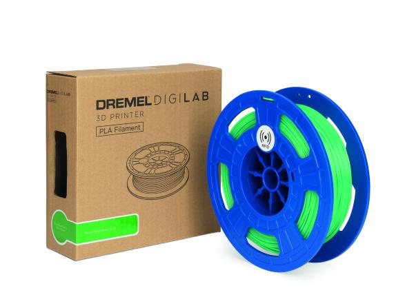 Dremel - PLA - 1.75mm - 750g - Grön